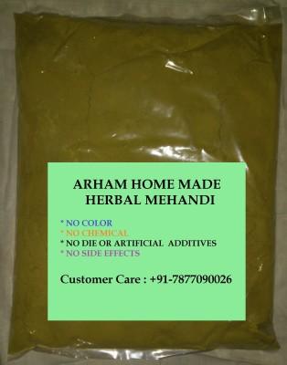 ARHAM Home Made Herbal Mehandi Hair Color