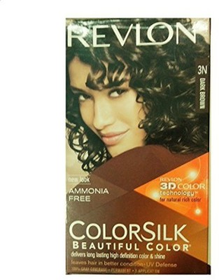Revlon Colorsilk with 3D Color Technology 3N Hair Color