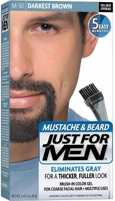 Just For Men M-50 Darkest Brown Hair Color
