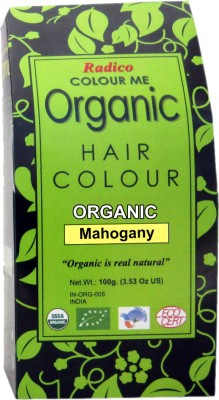 Colour Me Organic Powder Hair Color