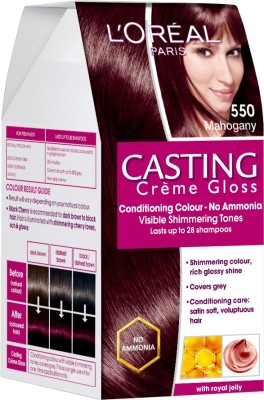 L ,Oreal Paris Casting Creme Gloss Hair Color