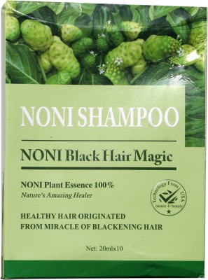 Noni Dye Shampoo Hair Color