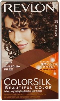 Revlon Colorsilk With 3D Technology Hair Color