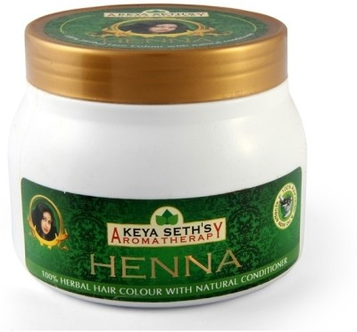 Keya Seth Henna Hair Color
