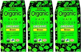 Radico Certified Organic & 100% Natural- (Set Of Three Box) Hair Color