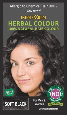 Impression Herbal Colour 100% Natural Hair Color