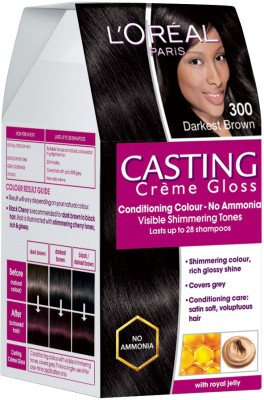 L,Oreal Paris Casting Cream Gloss Hair Color