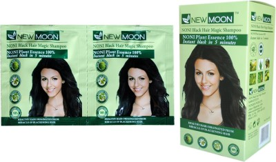New Moon Herbal Hair Color