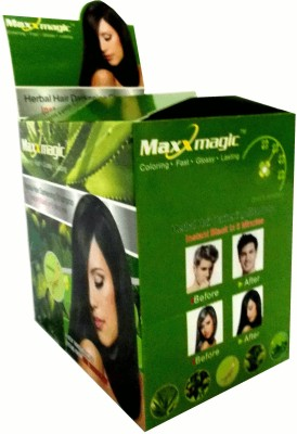 Maxxmagic Cream1 Hair Color