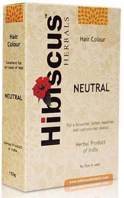Hibiscusherbals Netural -  Hair Color