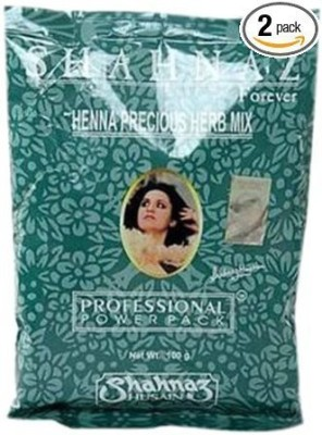 Shahnaz Husain Shahnaz Forever Henna Precious Herb Mix 100g (pack of 2) Hair Color(Multicolor) at flipkart
