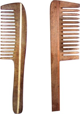 Abstra Wooden Comb