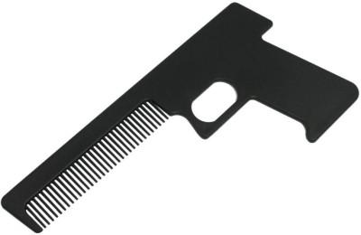 Think Funky gun shape comb (black)