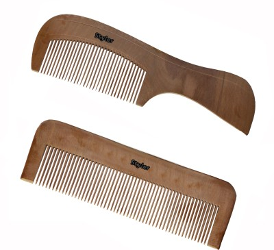 Styler Uncommon Stuffs 2 Wooden Comb