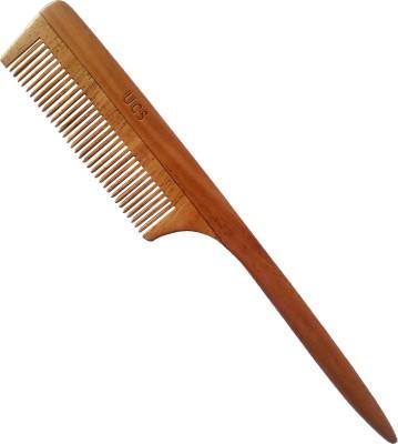 UCS Uncommon Stuffs Neem Wood Tail Comb