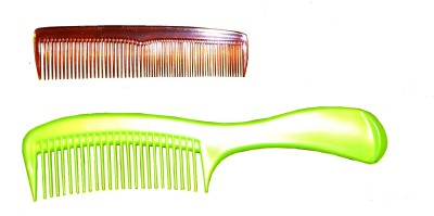 Aazi Professional hair Comb pack of 2