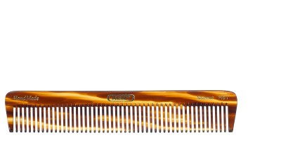 Kent R5T Authentic Handmade Wide - tooth Dressing Table Comb - 168mm