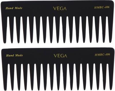 Vega Large Shampoo Comb HMBC-406 (Set of 2)