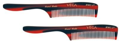 Vega Grooming Comb HMC-27 (Set of 2)