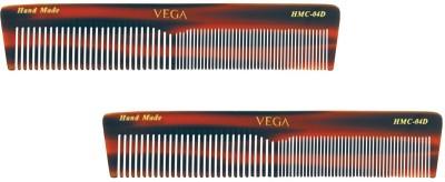Vega Graduated Dressing Comb HMC-04D (Set of 2)