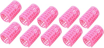 HomeoCulture Medium Hair Curler(Pink)