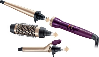 Remington CI97M1 Personalize Your Style Styler Kit Hair Curler