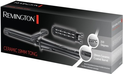 Remington Ceramic 19mm Tong Hair Curler