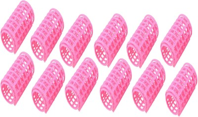 Out Of Box Small Self Holding Rollers Pack of 12 Hair Curler