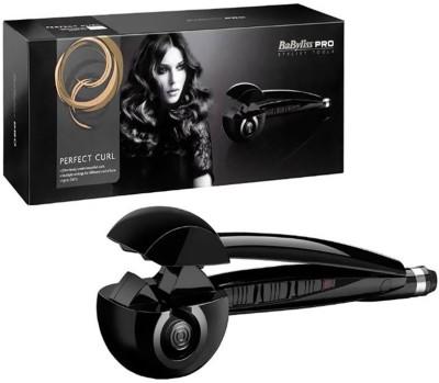 Babyliss Hair Straightner Hair Curler(Black)
