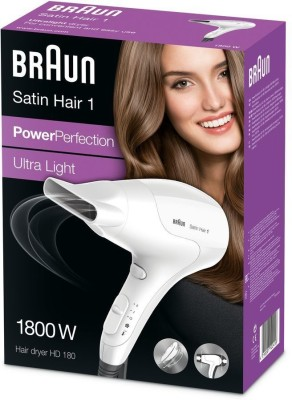 Braun HD 180 Hair Dryer
