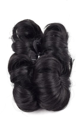 SNUPY Funky  Cluther Natural Brown Hair Extension