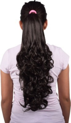 Blossom Clutch Hair Extension