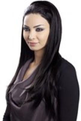 Wig-O-Mania Jasmine 3/4 Stylish Long Wig in High Heat Japanese Fibre Warm Brown Hair Extension