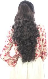 Ritzkart Women hi quality Synthetic Ponytail 26 inch Hair Extension