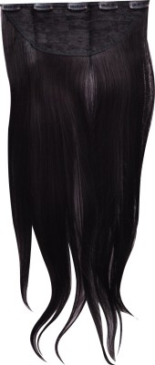 Crazy Fashions Clip In Straight s For Human Hair Extension