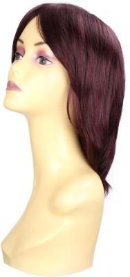Wig-O-Mania Sarah Japanese Fibre Medium Stylish Wig Warm Brown Hair Extension
