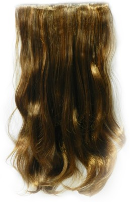 Crazy Fashions Clip In Curly  Extensions For Human Hair Extension