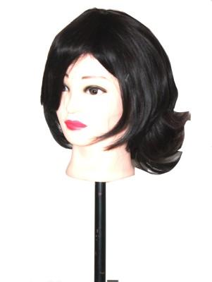 Ritzkart Korean Fiber Synthetic Wig Natural S Hair Extension