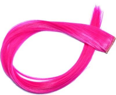 Majik Clip in Colored  Streak Hair Extension