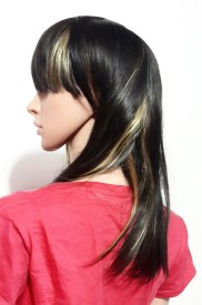 AirFlow New style highlighted wig 24 Hair Extension