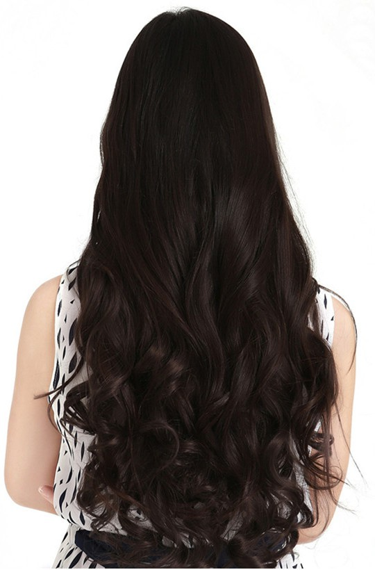 Samyak Clip in Wavy Extensions Hair Extension