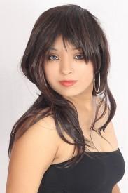 Ritzkart Feel Human Feeling Wig Quality 22 inch Hair Extension