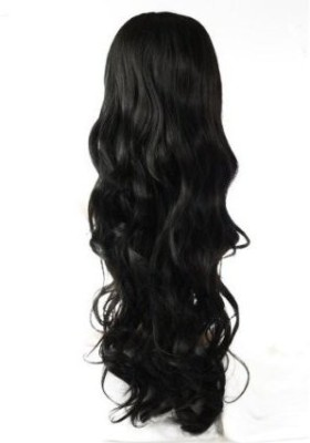 WigOWig Long Beautiful Woman  Wig Hair Extension