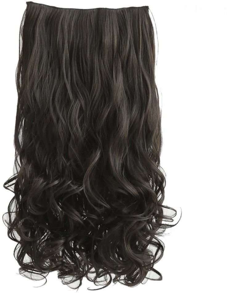 Kabello Premium quality washable Black and Brown Hair Extension