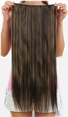 Ritzkart golden highlighting strait hair Hair Extension