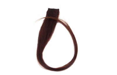 Krome AUBUNx16 Clip in Remy Human  Extensions Auburn Hair Extension