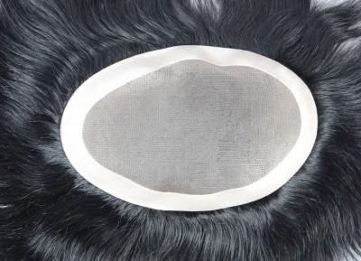 F&C Monofilament Regular Toupee Hair Extension