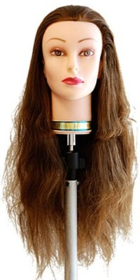 Celebrity 30 Inch Cosmetology Mannequin Head Synthetic  Hair Extension