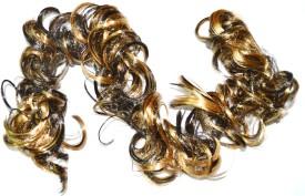 Artifice Dish  Bun Tray Ponytail piece 24 Hair Extension