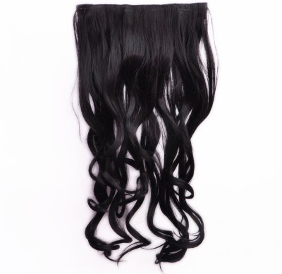 Crazy Fashions Clip In Curly s For Human Hair Extension